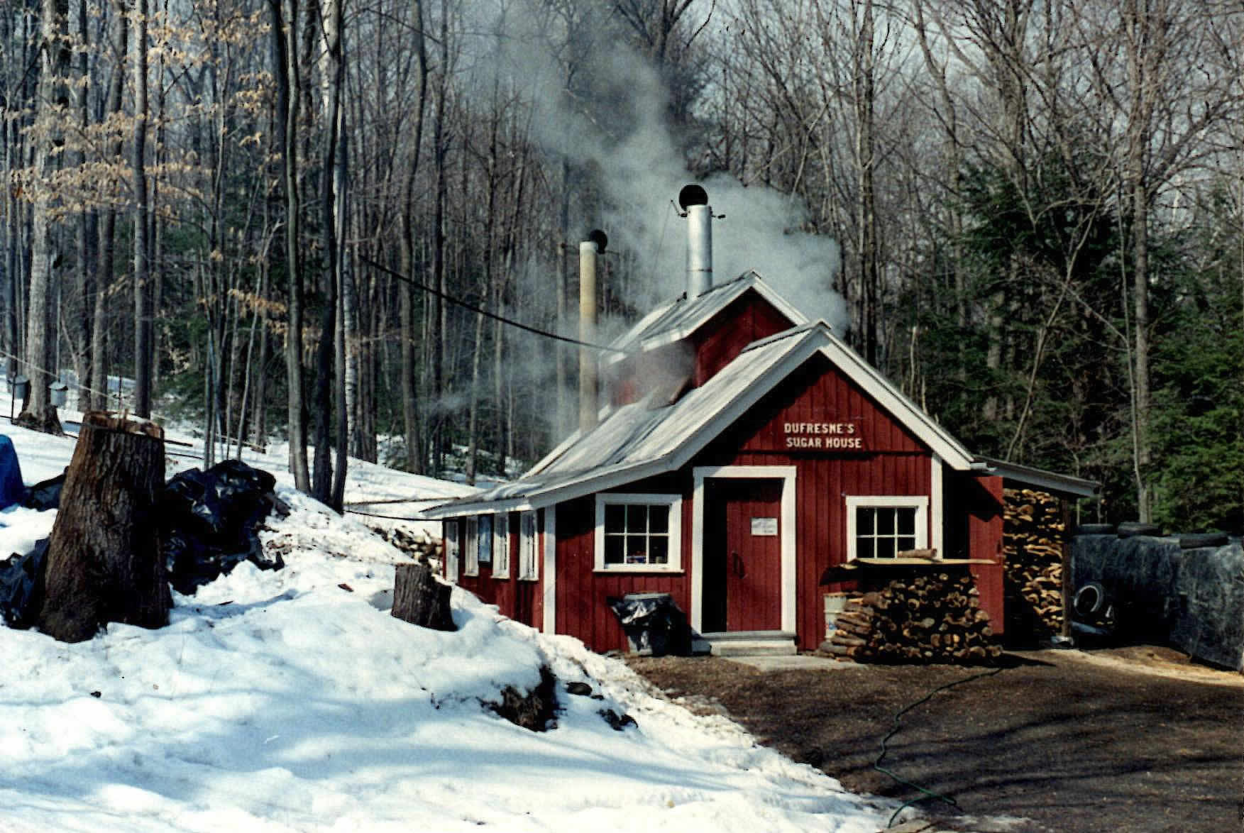 Background-dufresne-family-maple-sugar-house-syrup-farmers-farm